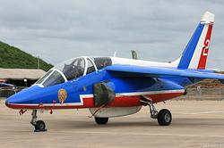 Dassault Alpha Jet E Armée de l'Air 114 / F-TERR / 2