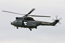 Aérospatiale SA-330B Puma Armée de l'Air 1657 / AX / F-RAAX