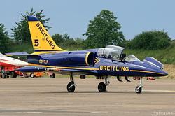 Aero L-39C Albatros Breitling ES-TLF / 5