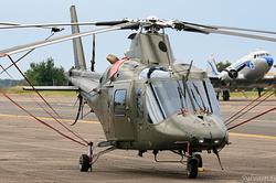 Agusta A-109BA Belgium Army H44