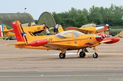 SIAI-Marchetti SF.260M Belgium Air Force ST-26