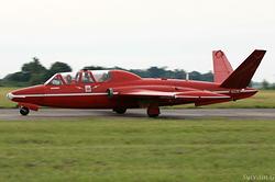 Fouga CM-170 Magister F-AZZE