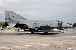 McDonnell Douglas F-4F Phantom II Germany Air Force 38+75
