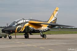 Dassault Alpha Jet E Armée de l'Air E25 / 705-TJ / F-TETJ