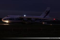 Antonov An-124-100 Volga-Dnepr RA-82078