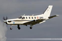 Socata TBM-700B Armée de Terre 115 / ABQ / F-MABQ