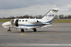 Cessna 510 Citation Mustang Aviation Beaufort G-XAVB