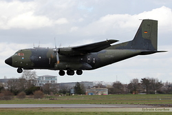 Transall C-160D Germany Air Force 50+58