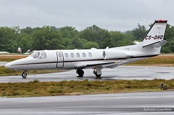 Cessna 550B Citation Bravo NetJets Europe CS-DHO