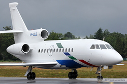 Dassault Falcon 900EX VW Air Services VP-CLB