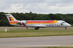 Bombardier CRJ-200ER Air Nostrum EC-IVH