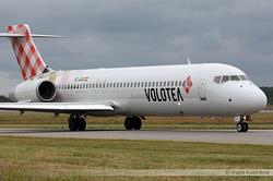 Boeing 717-2BL Volotea Airlines EC-LQS