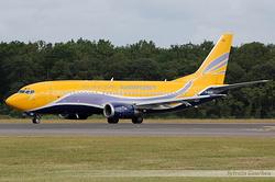 Boeing 737-33A/QC Europe Airpost F-GIXD