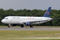 Airbus A320-214 Air Cairo SU-BPW