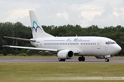 Boeing 737-5L9 Air Méditerranée SX-BHR