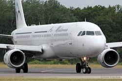 Airbus A321-111 Air Méditerranée SX-BHS