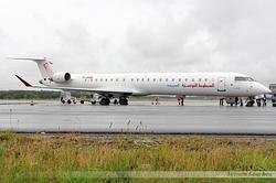 Canadair CL-600-2D24 Regional Jet CRJ-900ER Tunisair Express TS-ISA
