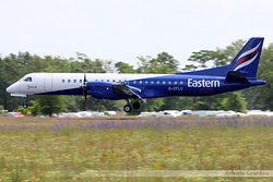 Saab 2000 Eastern Airways G-CFLU