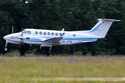 Raytheon King Air 350 OK-VTK