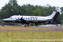 Beech 1900D Twin Jet F-GTVC