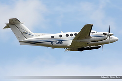 Beech 200 Super King Air G-IMEA