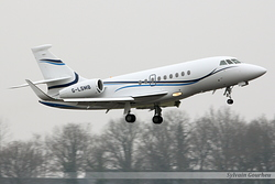Dassault Falcon 2000EX G-LSMB
