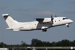 Dornier Do-328-110 ScotAirways G-BZOG