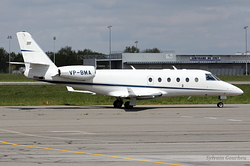 IAI Gulfstream G150 Execujet Charter VP-BMA