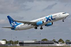 Boeing 737-86N(WL) XL Airways France F-HJER