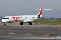 Canadair Regional Jet CRJ-1000 HOP! F-HMLD