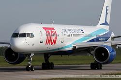 Boeing 757-2Q8 TACV Cabo Verde Airlines D4-CBP