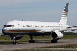 Boeing 757-256 Privilege Style EC-ISY