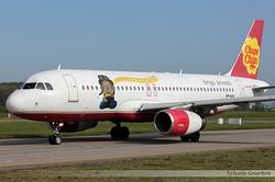 Airbus A320-232 Bingo Airways SP-ACK