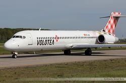 Boeing 717-2BL Volotea Airlines EC-LQI