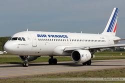 Airbus A320-214 Air France F-GKXS