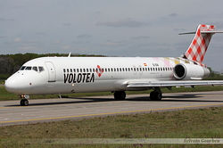 Boeing 717-2BL Volotea Airlines EC-EXA