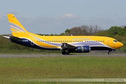 Boeing 737-3B3(QC) Europe Airpost F-GIXE