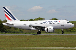 Airbus A318-111 Air France F-GUGL