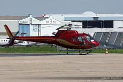 Aérospatiale AS 350B Ecureuil F-HELY