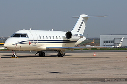 Canadair CL-600-2B16 Challenger 605 N667LC