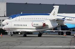 Dassault Falcon 2000EX VP-CBC
