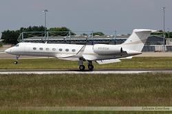 Gulfstream Aerospace GV-SP N918SM