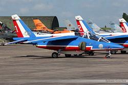Dassault Alpha Jet E Armée de l'Air 114 / F-TERR / 1