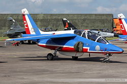 Dassault Alpha Jet E Armée de l'Air 46 / F-UHRF / 2