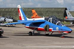 Dassault Alpha Jet E Armée de l'Air 166 / F-UHRW / 4