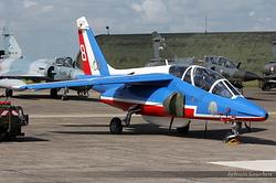Dassault Alpha Jet E Armée de l'Air 44 / F-UHRE / 8