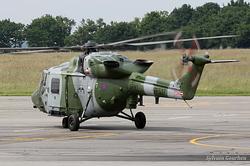 Westland WG-13 Lynx AH9 Royal Army ZF537
