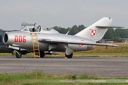 Mikoyan-Gurevich MiG-15UTI SP-YNZ / 006