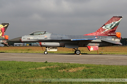 General Dynamics F-16AM Fighting Falcon Netherlands Air Force J-006 / 6D-162