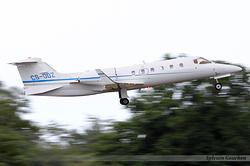 Learjet 31 CS-DDZ